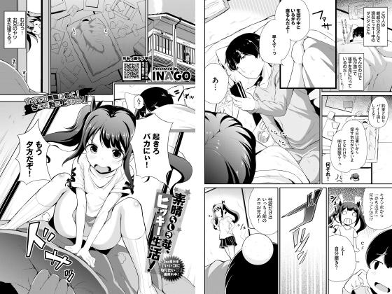 【新着マンガ】素晴らしき哉、ヒッキー生活!【単話】のトップ画像
