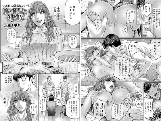 【新着マンガ】姉の体温を知る時【単話】のトップ画像