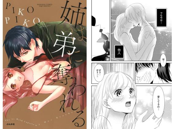 【新着マンガ】姉は弟に奪われる(分冊版) 【第5話】 引き裂かれた愛の先に…のアイキャッチ画像