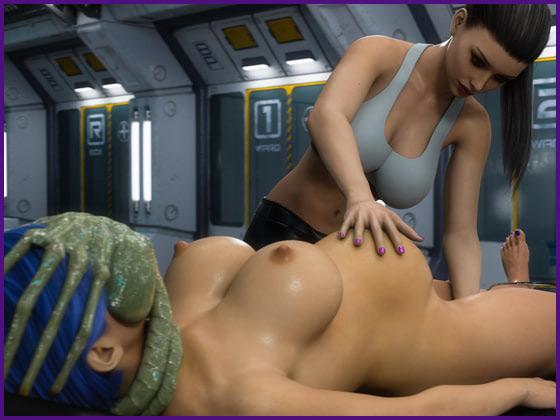 【新着同人】Alien Contamination IIのトップ画像